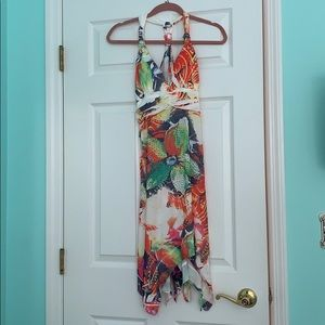 NWOT beach halter dress
